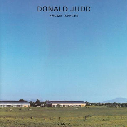 RAUME SPACE / DONALD JUDD