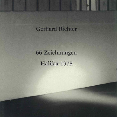 66 Zeichnungen: Halifax 1978: Gerhard Richter