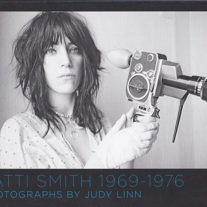 Patti Smith 1969-1976 Photographs / Judy Linn
