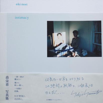 intimacy / eiki mori 森栄喜