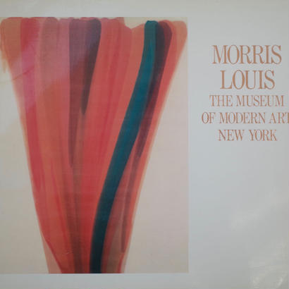 MORRIS LOUIS / THE MUSEUM OF MODERN ART NEW YORK