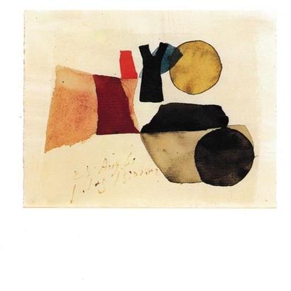 Julius Bissier Werke 1948-1965