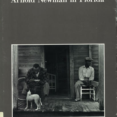 ARNOLD NEWMAN IN FLORIDA / Norton Gallery of Art