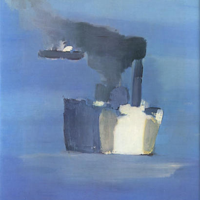 NICOLAS DE STAEL / Galerie Beyeler
