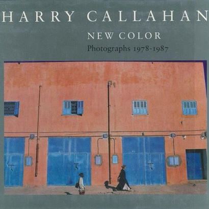 Harry Callahan: New Color : Photographs 1978-1987