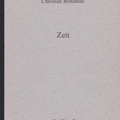 Zeit /  Christian Boltanski