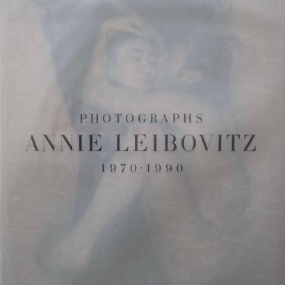 ANNIE LEIBOVITZ PHOTOGRAPHS 1970-1990