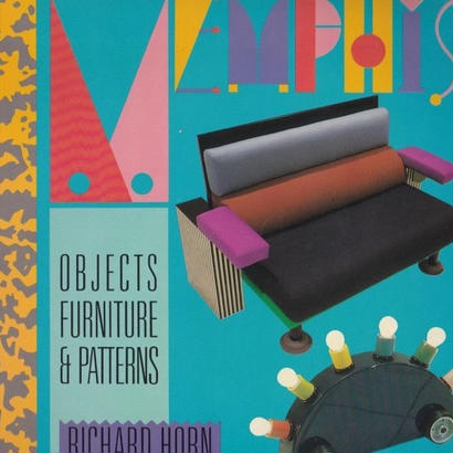 MEMPHIS OBJETS FURNITURE &PATTERNS /RICHARD HORN