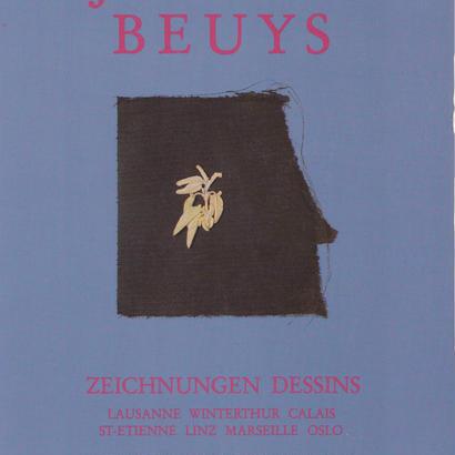 ZEICHNUNGEN DESSINS / JOSEPH BEUYS