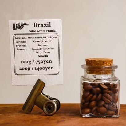 Brazil Sitio Grota Funda  200g