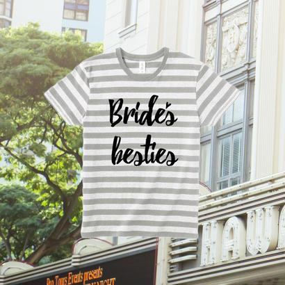 BRIDES BESTIES - heart -