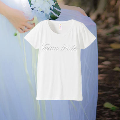 - TEAM BRIDE  -