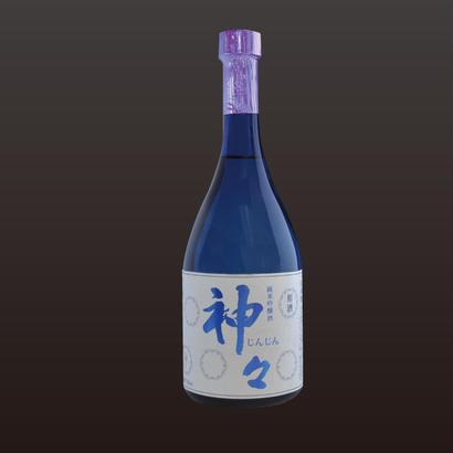 純米吟醸酒 神々 日本酒  720ml
