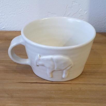 【野村亜土さん】スープカップ (バク)