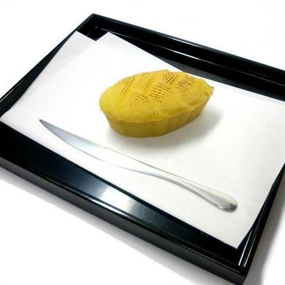 銀の菓子切り