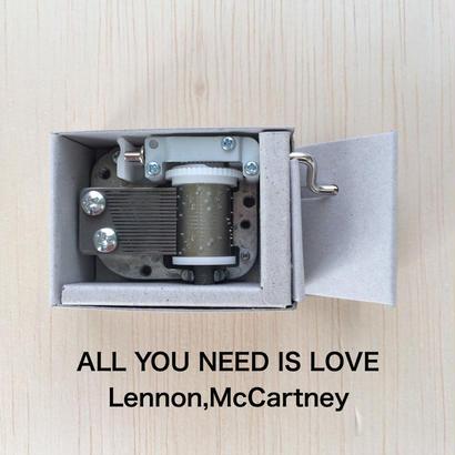9月の送料無料    littleluck リトルラック ALL YOU NEED IS LOVE / オール ユー ニード イズ ラブ