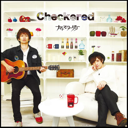 1st Album「Checkered」