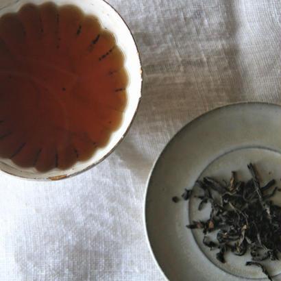 月ヶ瀬の有機紅茶「春摘み」
