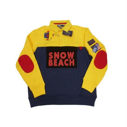 The Snow Beach Fleece Rugby