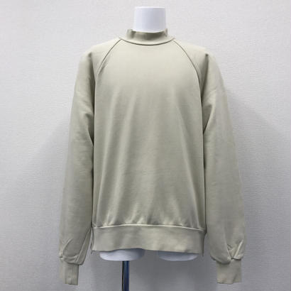F.O.G Collection Two Mock Neck Sweat Shirt