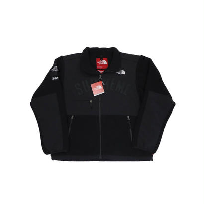 Supreme The North Face Arc Logo Denali Fleece Jacket Black