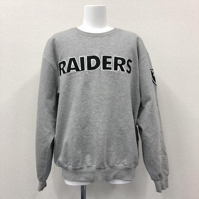 Used RAIDERS Sweatshirt