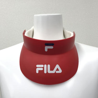 FILA PLASTIC FASHION VISOR
