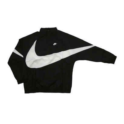 Nike Big Swoosh Nylon Harf Zip