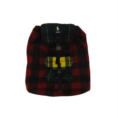 PALACE RALPH LAUREN FLEECE BACKPACK