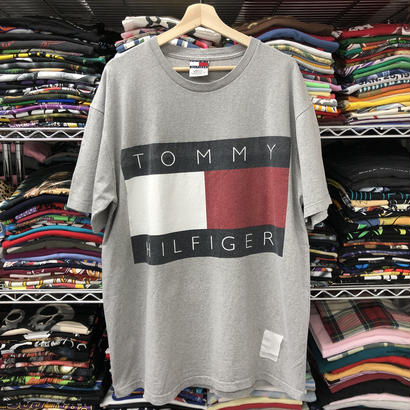 Used Tommy Hilfiger Big Logo Tee