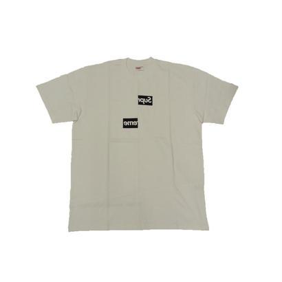 Supreme Comme des Garçons SHIRT Split Box Logo Tee