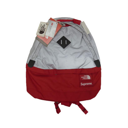 Supreme/The North Face  Reflective 3M Medium Day Pack (red)