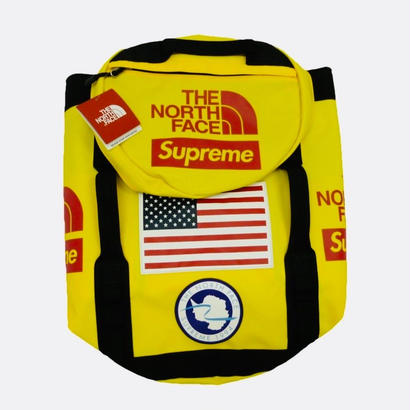 Supreme The North Face Trans Antarctica Expedition Big Haul Backpack (Yellow)