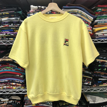 Used FILA Short sleeve  Sweatshirt