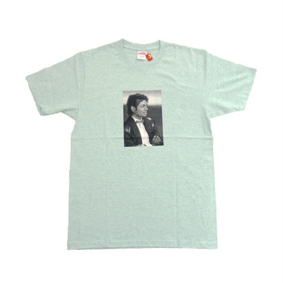 Supreme Michael Jackson Tee Heather Turqoise