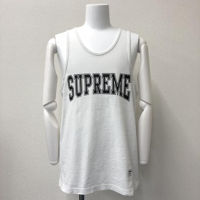 Used Supreme Collegiate Tank Top