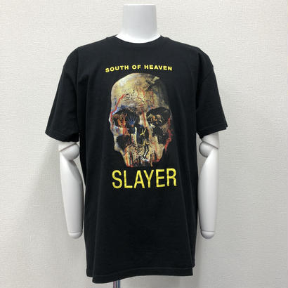 Used Supreme Slayer South of Heaven Tee