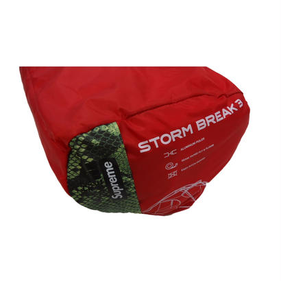 Supreme The North Face Snakeskin Taped Seam Stormbreak 3 Tent (Green)