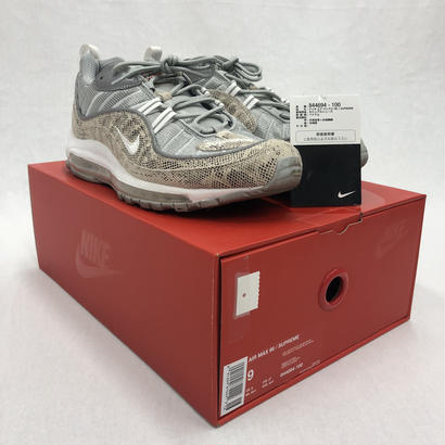 Used Supreme x Nike Air Max 98