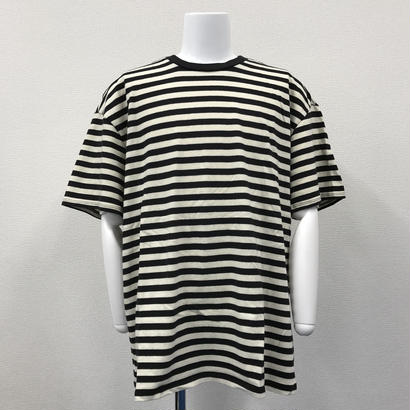 F.O.G Collection Two Striped Boxy Tee