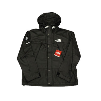 Supreme The North Face Leather Mountain Parka (Black)