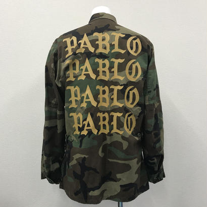 Pablo Military jacket