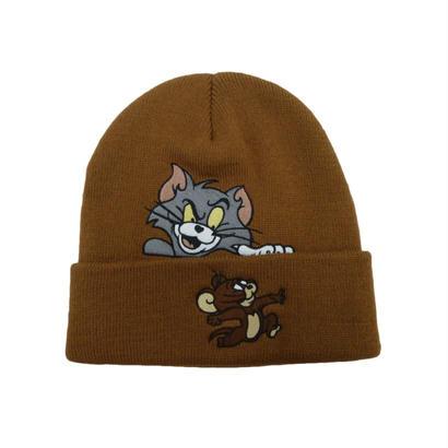 Supreme Tom & Jerry Beanie (Brown)