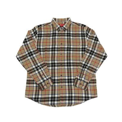 Supreme Tartan L/S Flannel Shirt
