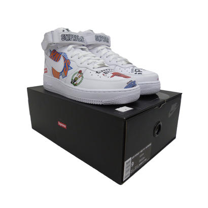 Supreme Nike NBA Teams Air Force 1 Mid