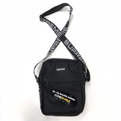 Supreme Shoulder Bag (Black)
