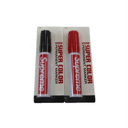 Supreme Pilot Marker Red&Black