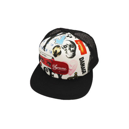 Supreme Blood Lust Mesh Back 5-Panel Black