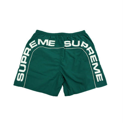 Supreme Arc Logo Water Short (Green)
