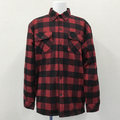F.O.G Collection Two Plaid Flannel Shacket